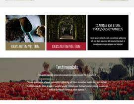 nº 20 pour Design homepage for website garden center par Pandeyhimanshu