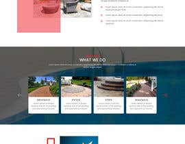 #4 for Create a Beautiful Single-Page Landscaping Website by sudpixel