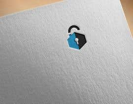 #183 for Cybersecurity Website Logo by Jemskhan68