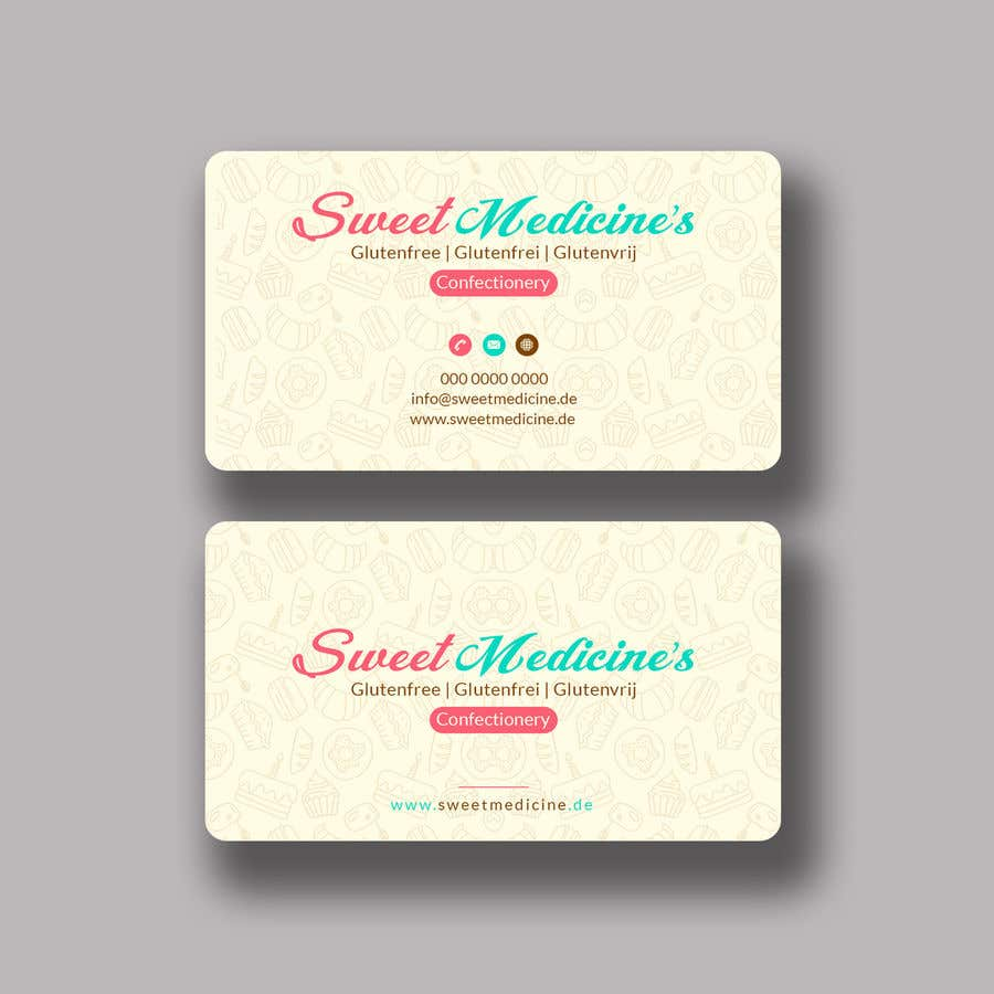 Entry #31 by mahmudkhan44 for Design some Business Cards - Bakery ...