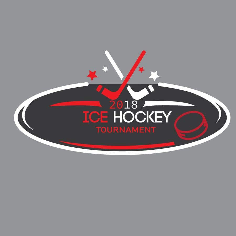 Entry 6 By Bafi1000xp For Design A Tournament Logo For Ice Hockey
