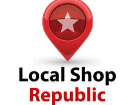 #705 para Logo Design for Local Shop Republic por hambaka90