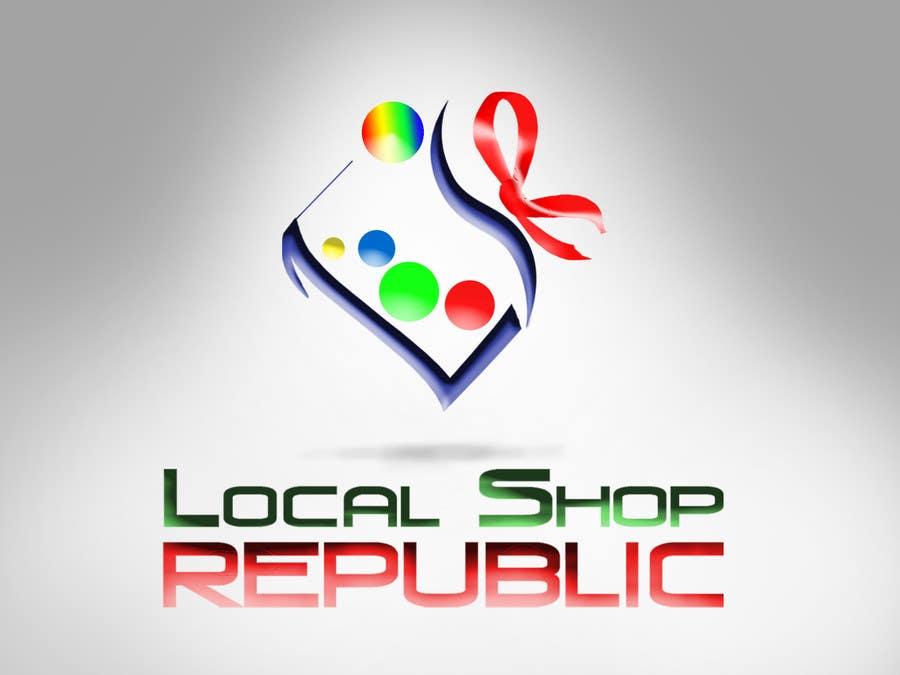 Конкурсная заявка №464 для Logo Design for Local Shop Republic