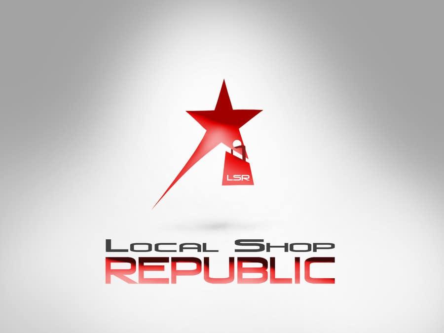 Конкурсная заявка №645 для Logo Design for Local Shop Republic