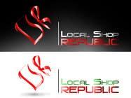 Graphic Design Конкурсная работа №348 для Logo Design for Local Shop Republic