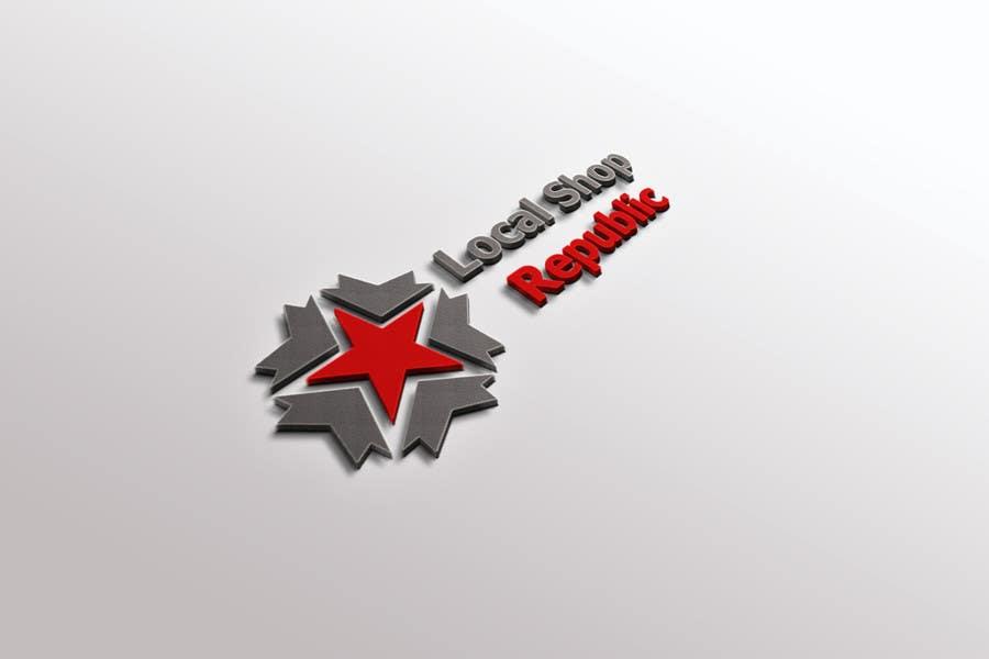 Конкурсная заявка №746 для Logo Design for Local Shop Republic
