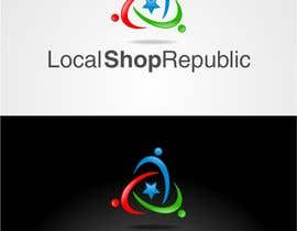 nº 84 pour Logo Design for Local Shop Republic par jummachangezi