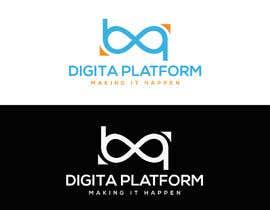 Nro 58 kilpailuun Logo - Digita Platform käyttäjältä arfn