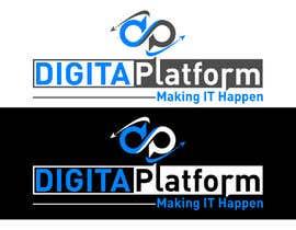 Nro 55 kilpailuun Logo - Digita Platform käyttäjältä MHLiton
