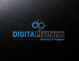 Nro 56 kilpailuun Logo - Digita Platform käyttäjältä MHLiton