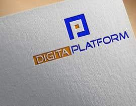 Nro 59 kilpailuun Logo - Digita Platform käyttäjältä mahimmusaddik121