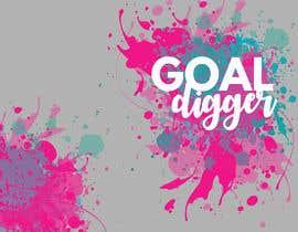 #44 for Goal Digger Book Cover af saramason1