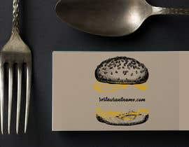 #12 for I need a menu design concept af imonraza