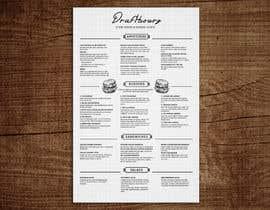 #29 for I need a menu design concept af gkhaus