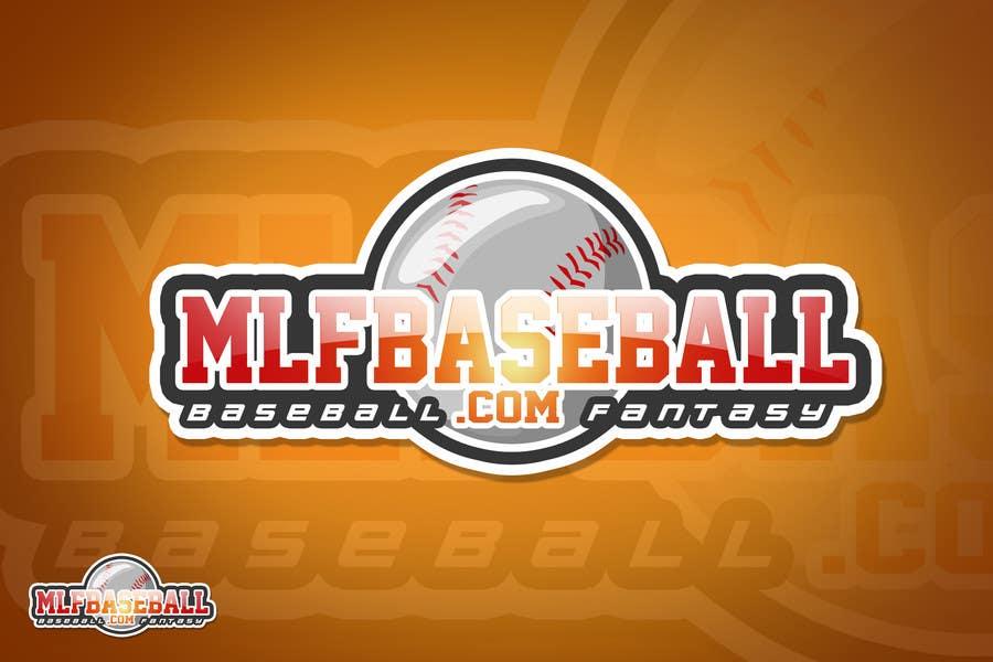 #179 for Logo Design for MLFBaseball.com by rogeliobello