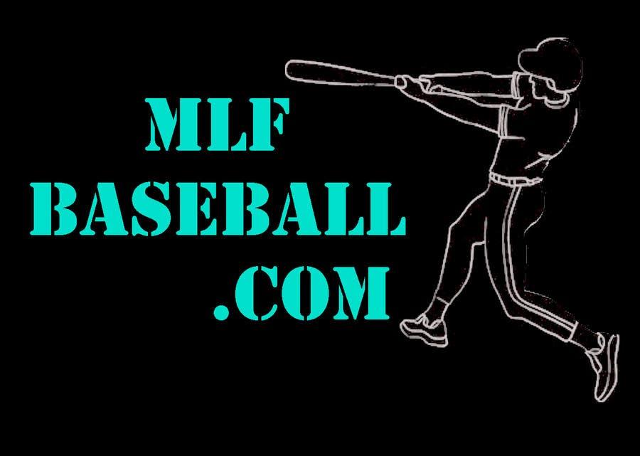 Inscrição nº 86 do Concurso para Logo Design for MLFBaseball.com