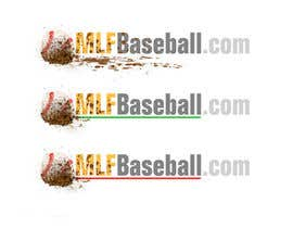 nº 192 pour Logo Design for MLFBaseball.com par ColeHogan