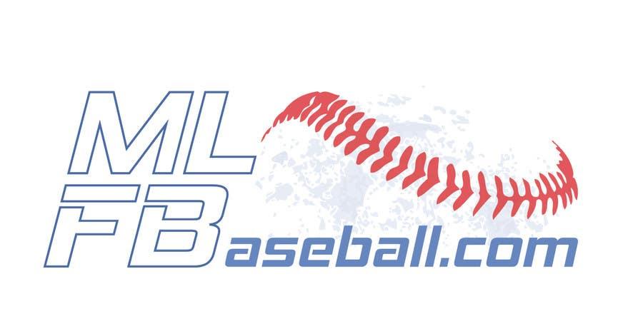 #174 for Logo Design for MLFBaseball.com by rgb77