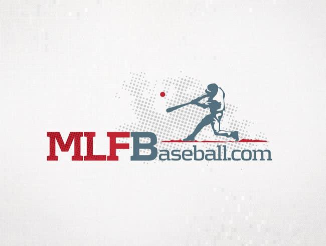 #188 for Logo Design for MLFBaseball.com by bdrahas