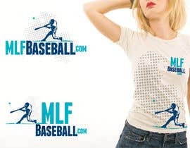 #170 for Logo Design for MLFBaseball.com by bdrahas