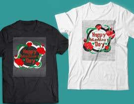 #49 for I need to design a T-Shirt for Valentine's Day af bundhustudio