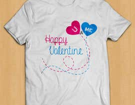#42 for I need to design a T-Shirt for Valentine's Day af mondaluttam