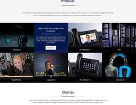 Nro 13 kilpailuun Design a Website Mockup for Software Company käyttäjältä syrwebdevelopmen