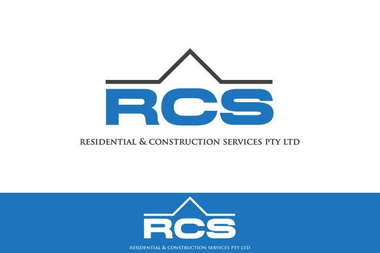 Конкурсная заявка №4 для Logo Design for Residential & Construction Services Pty Ltd