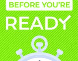 #9 for BOOK DESIGN CONTEST-START BEFORE YOU'RE READY af DesDevStudio