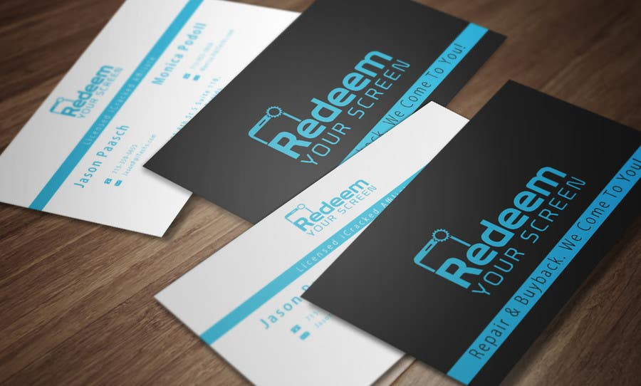 Business Card Design - Cell Phone/Tablet Repair | Freelancer