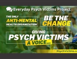 #42 untuk Design Social Media Banners for Everyday Psych Victims Project oleh jamiu4luv