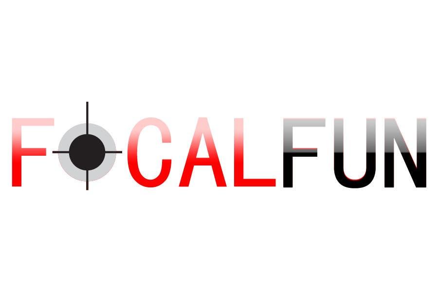 Kilpailutyö #493 kilpailussa Logo Design for Focal Fun
