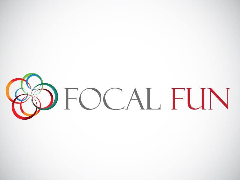 Kilpailutyö #257 kilpailussa Logo Design for Focal Fun