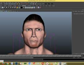 #5 for 3D Modelling of Human Head - Future Works Guaranteed!!! by madhavanraj