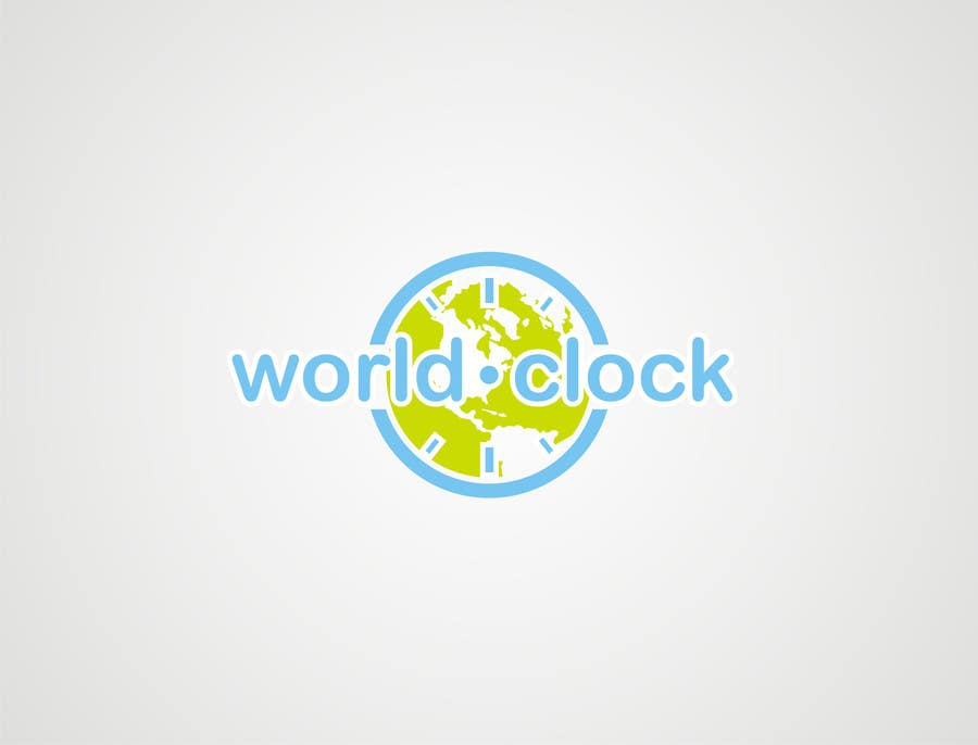 #294 for Logo Design for WorldClock.com by magnumstep