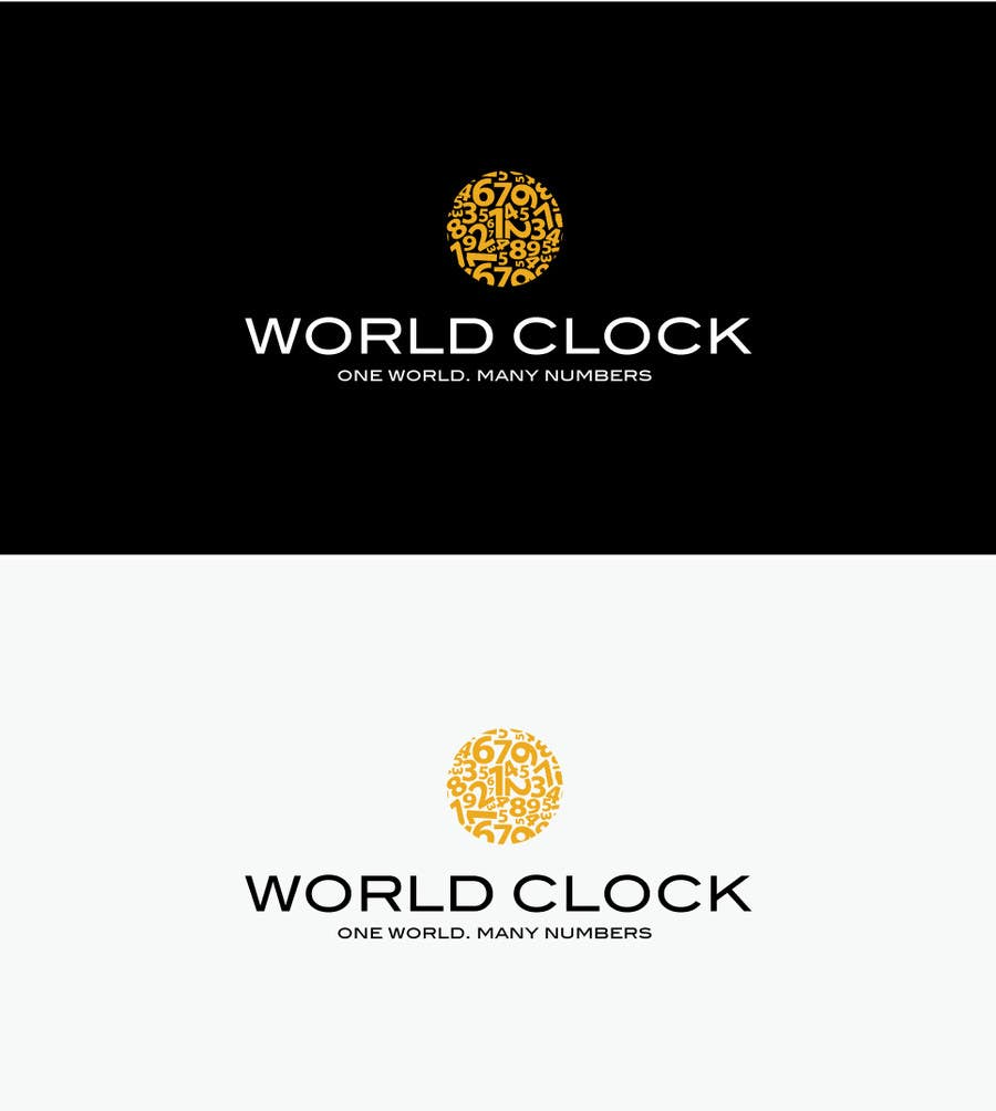 Конкурсная заявка №73 для Logo Design for WorldClock.com