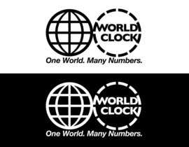 #354 para Logo Design for WorldClock.com por stanbaker