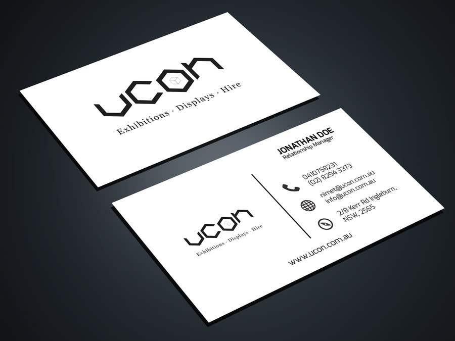 Kilpailutyö #17 kilpailussa Designer Business Card