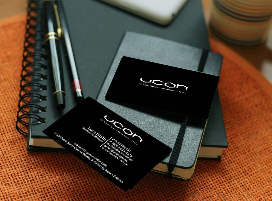Kilpailutyö #74 kilpailussa Designer Business Card