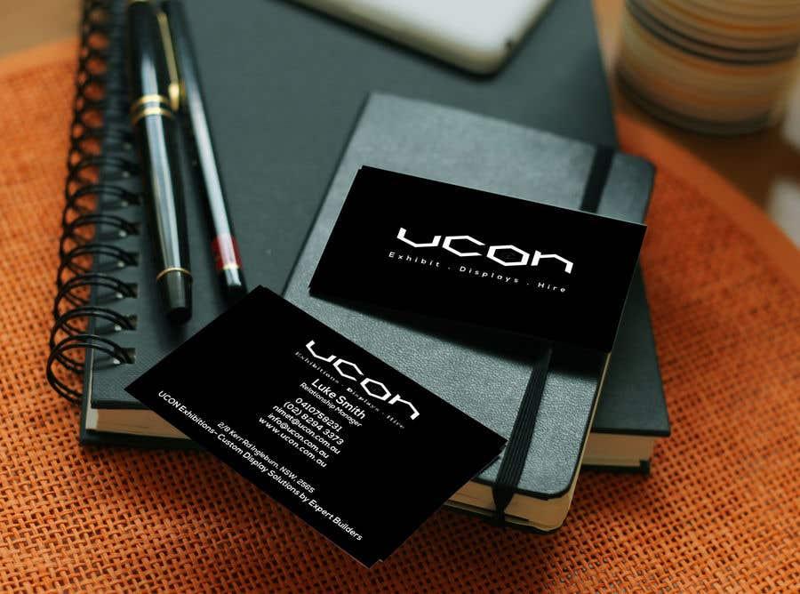 Kilpailutyö #108 kilpailussa Designer Business Card