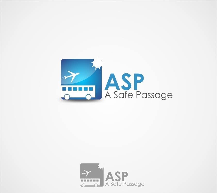 Kilpailutyö #9 kilpailussa Logo Design for A Safe Passage - CostaRicaBusTickets.com
