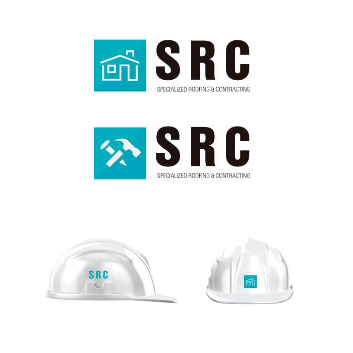 Kilpailutyö #36 kilpailussa Logo Design for Specialized Roofing & Contracting, Inc.