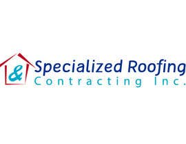 #119 untuk Logo Design for Specialized Roofing & Contracting, Inc. oleh macper