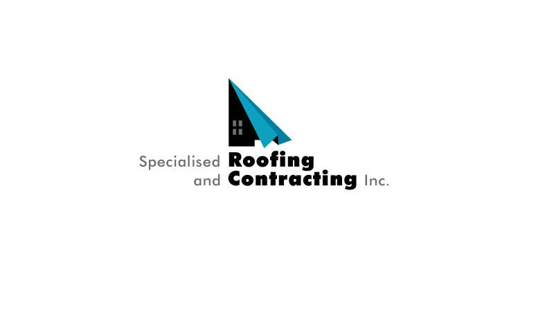 Penyertaan Peraduan #                                        74                                      untuk                                         Logo Design for Specialized Roofing & Contracting, Inc.