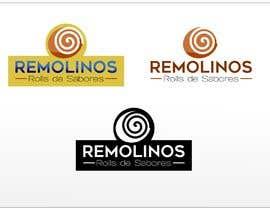 #13 para Design a Logo an label sticker - Disenho de logo y etiqueta de edromero26pt