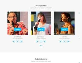 #3 for Design an Event Landing Page by infosontus