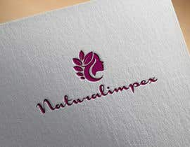 #42 for Design a Logo for an Natural indian human hair exporter company website. by heisismailhossai
