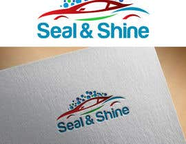 #240 for Seal & Shine Logo Design by Robi0212