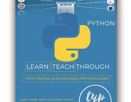 #2 for Promotional Poster A5 for a website and coding servies af TH1511