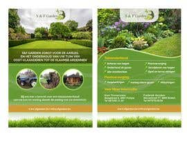 #47 for We need a flyer for our new company in garden maintenance by ridwantjandra